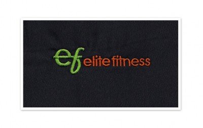 Elite Fitness - Embroidered