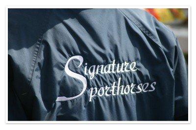 Signature Sporthorses