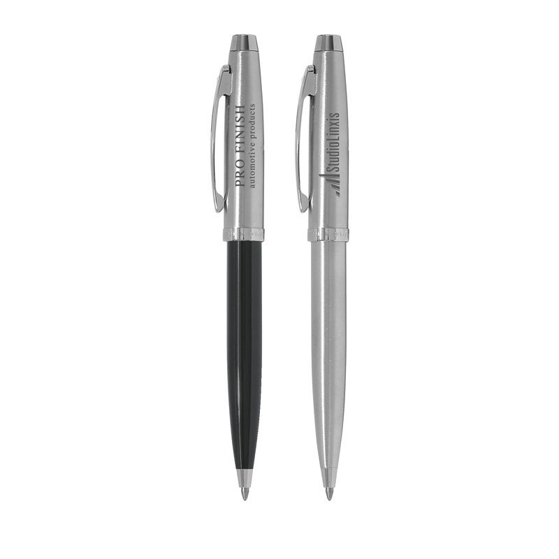 Corporate Holiday Gift Idea- Logo-Engraved Writing Pen