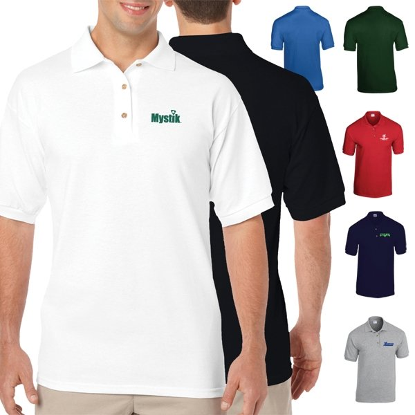Gildan Golf Shirts for Car Dealership Sales