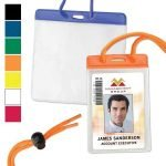 Employee Badges Lanyards and Holders